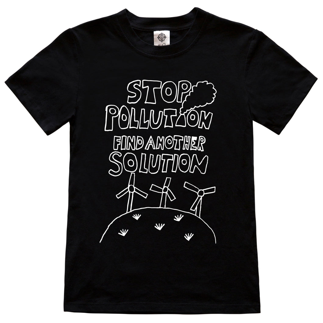 Stop Pollution Find Another Solution - Youth