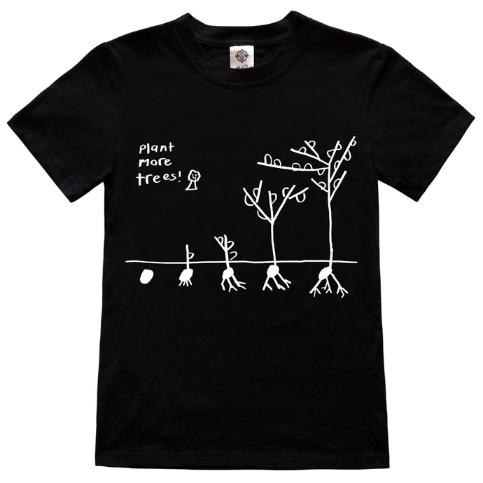 Plant More Trees - Kids