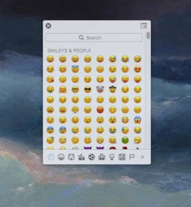 Emojis on your keyboard