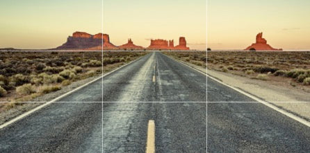 Picture of a road