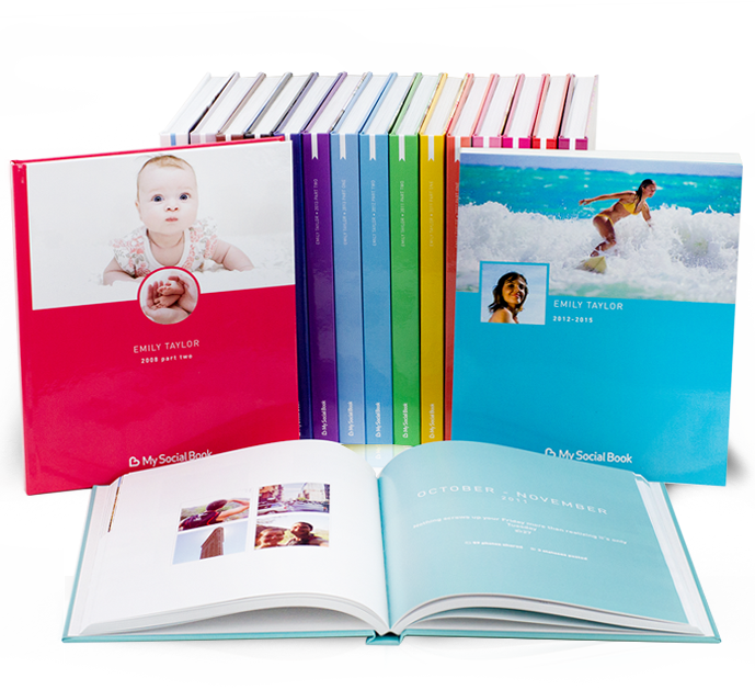 Photo Book Collection by My Social Book