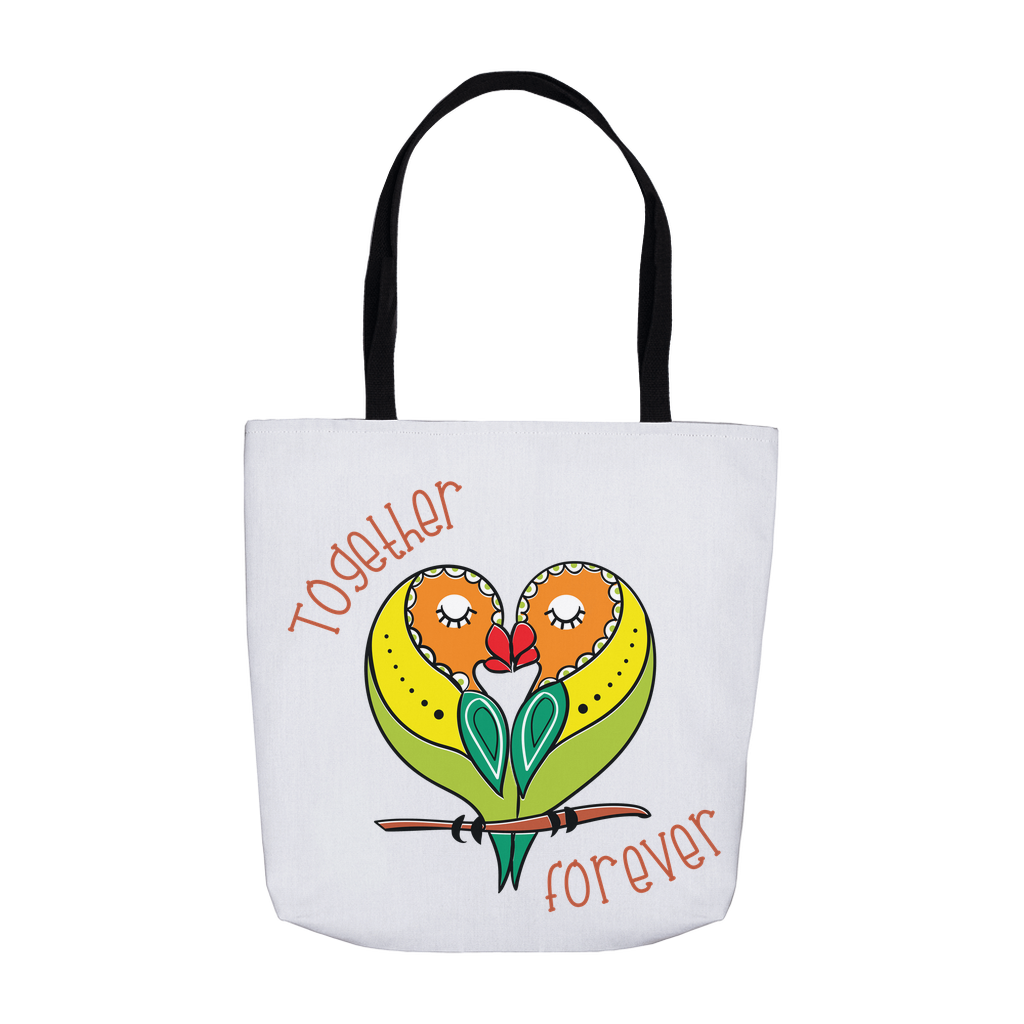 Together Forever Tote Bag - My Social Book The Photo Book