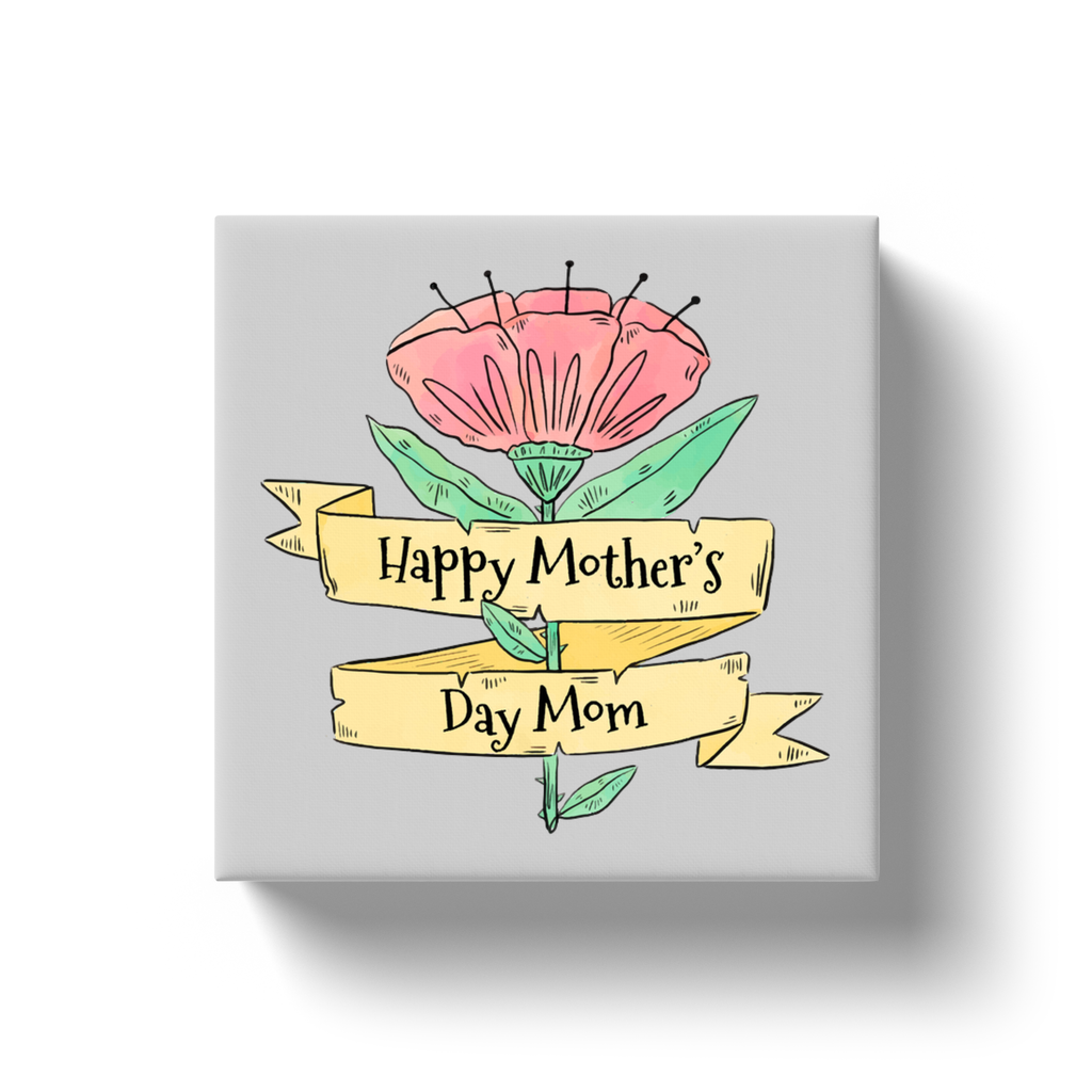 Mother's Day Flower Canvas - My Social Book The Photo Book