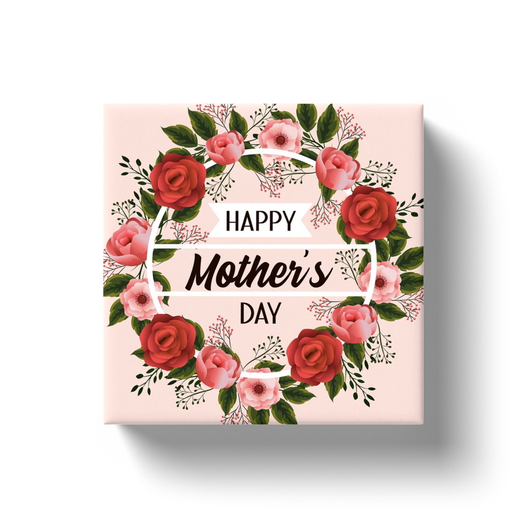 Roses Mother's Day Canvas