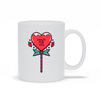 Crazy For You Lollipop Mug
