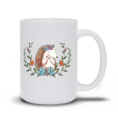 Hedgehog Mugs