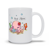 Cute Octopus Best Mom Mug