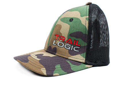 Camo Trail Logic Hat
