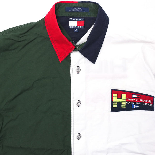 Tommy Hilfiger Sailing Gear Embroidered Shirt