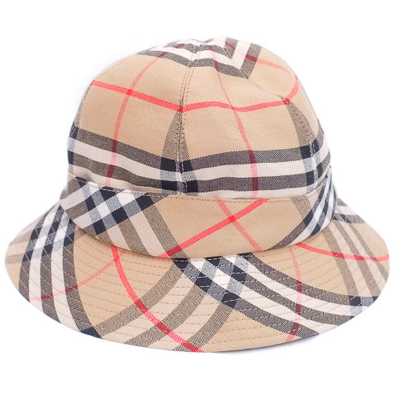 Burberry Nova Check Bucket