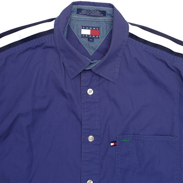 Tommy Hilfiger Purple Shirt