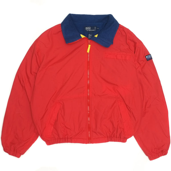 Ralph Lauren Polo Sport Fleece (Red)