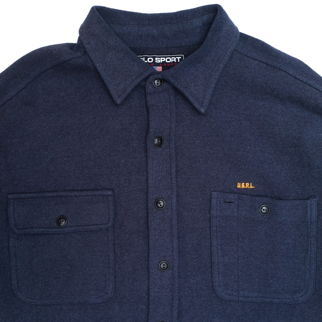 Polo Sport Overshirt
