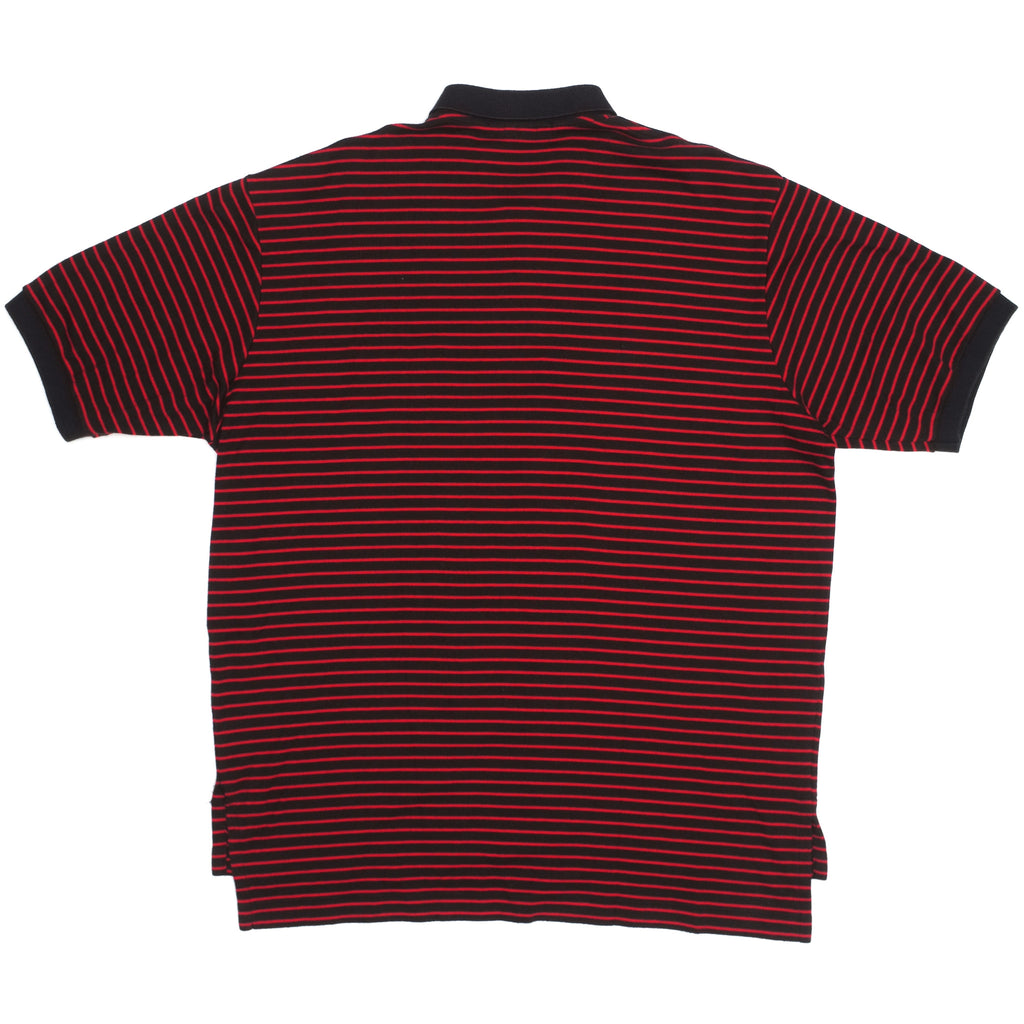 Polo Sport Striped Polo Shirt