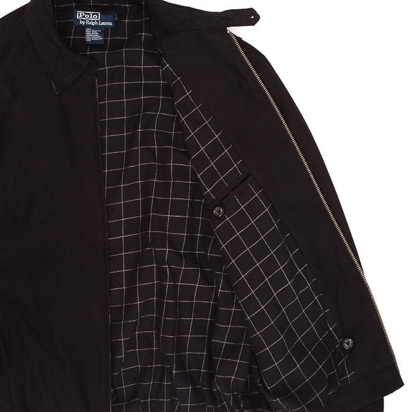 Ralph Lauren Grid Lined Harrington