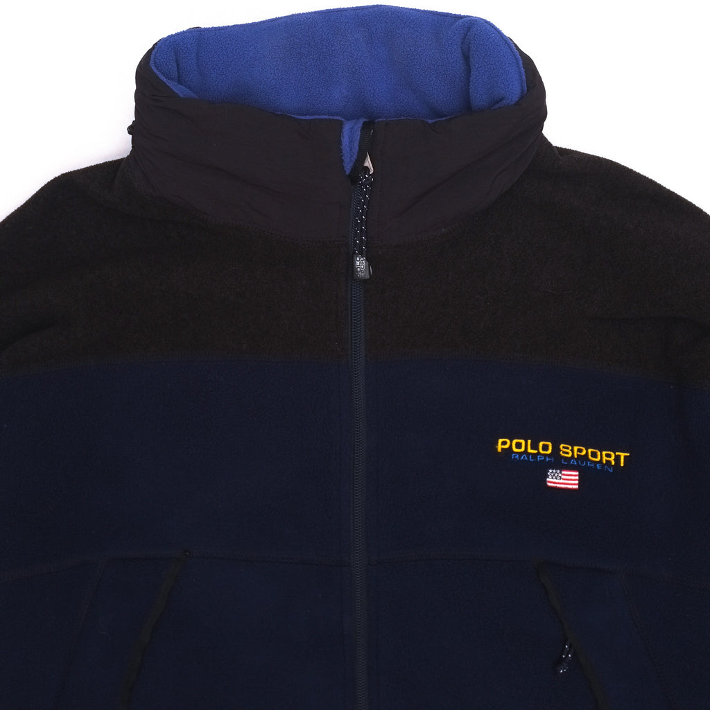 Polo Sport Navy Fleece
