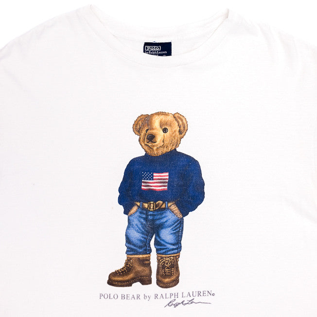 Ralph Lauren Preppy Bear Tee
