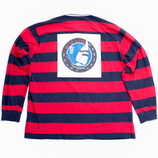 Ralph Lauren Sailing Patch Rugby