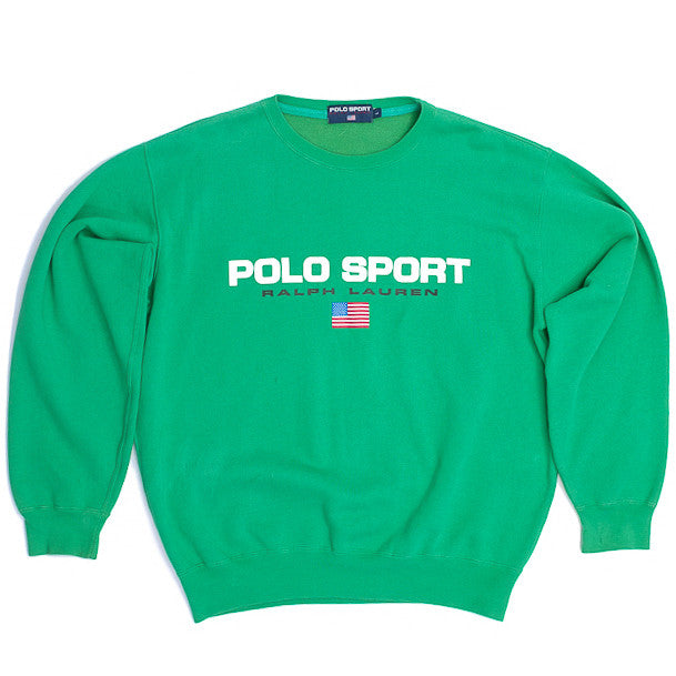 Polo Sport Graphic Sweater