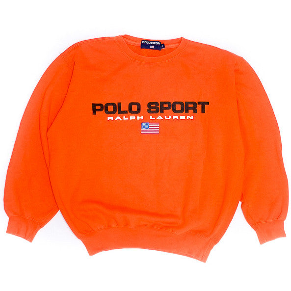 Polo Sport Tangerine Sweater