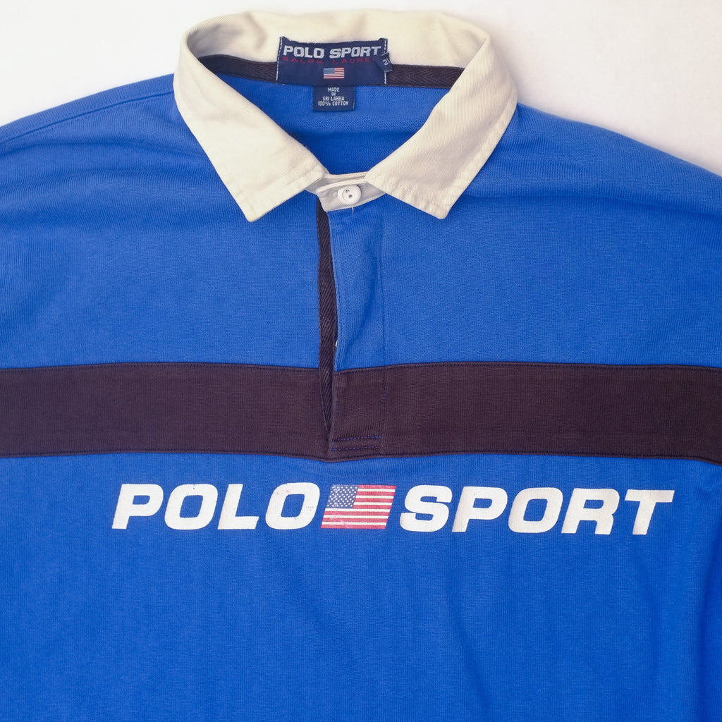 Polo Sport 3M Rugby