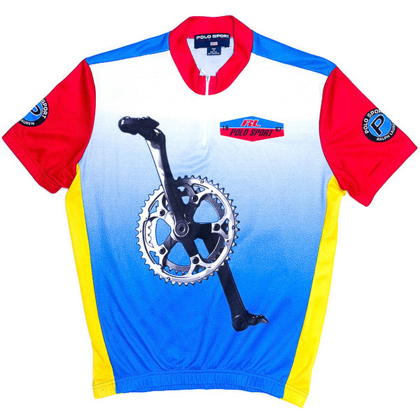 Polo Sport Graphic Cycling Jersey