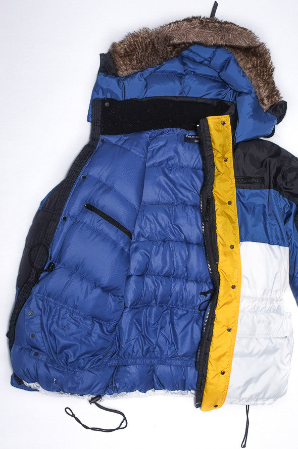 Polo Sport Arctic Challenge Padded Parka