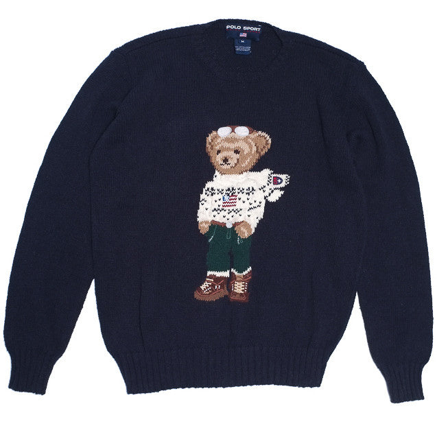 Polo Sport Ski Bear Knit