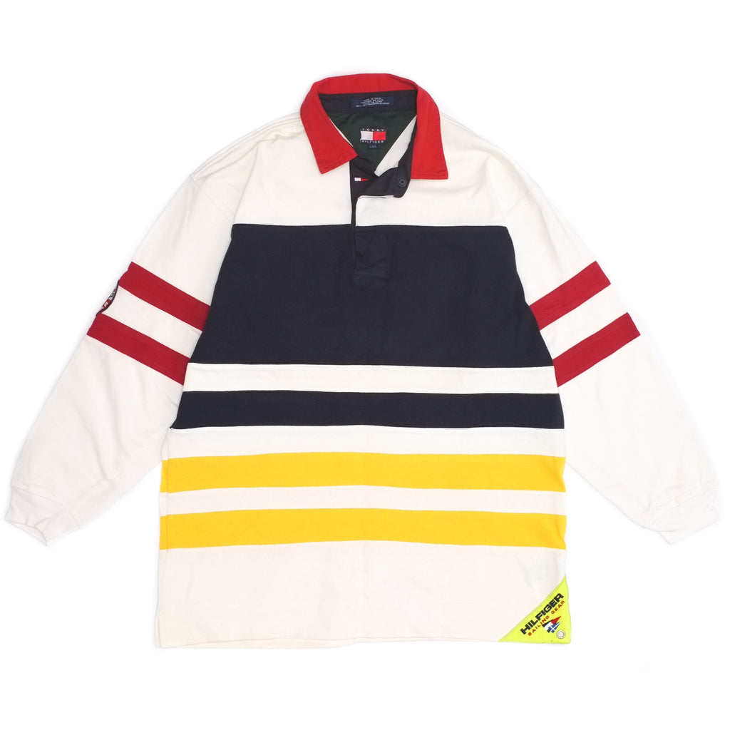 Tommy Hilfiger Sailing Gear Rugby Shirt