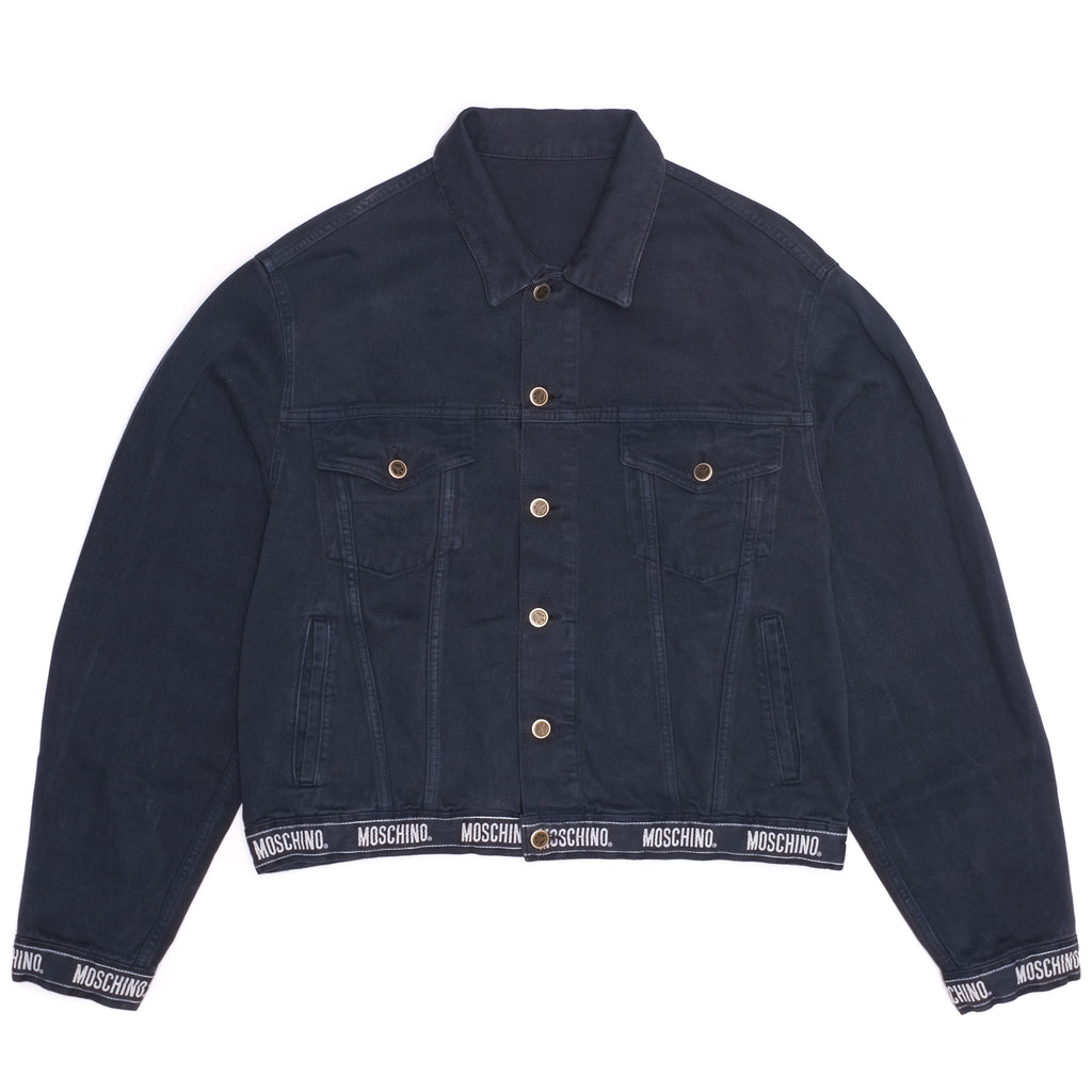 Moschino Jeans Denim Jacket