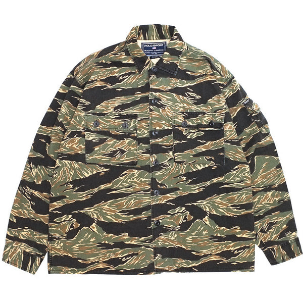 Polo Sport Tiger Camo Overshirt
