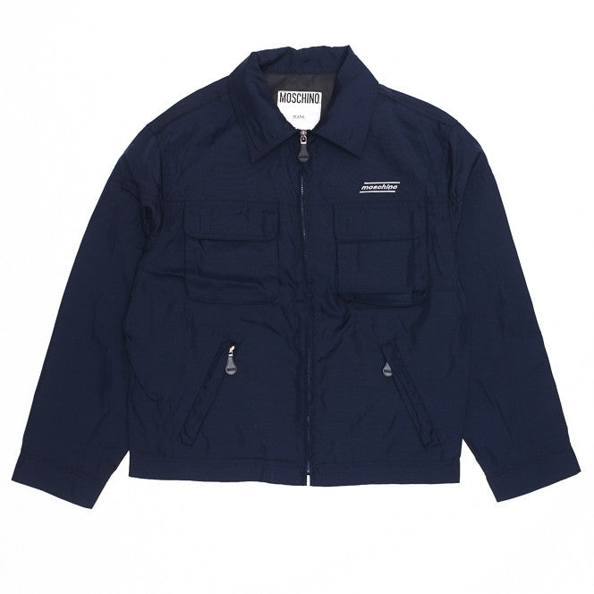 Moschino Workwear Jacket