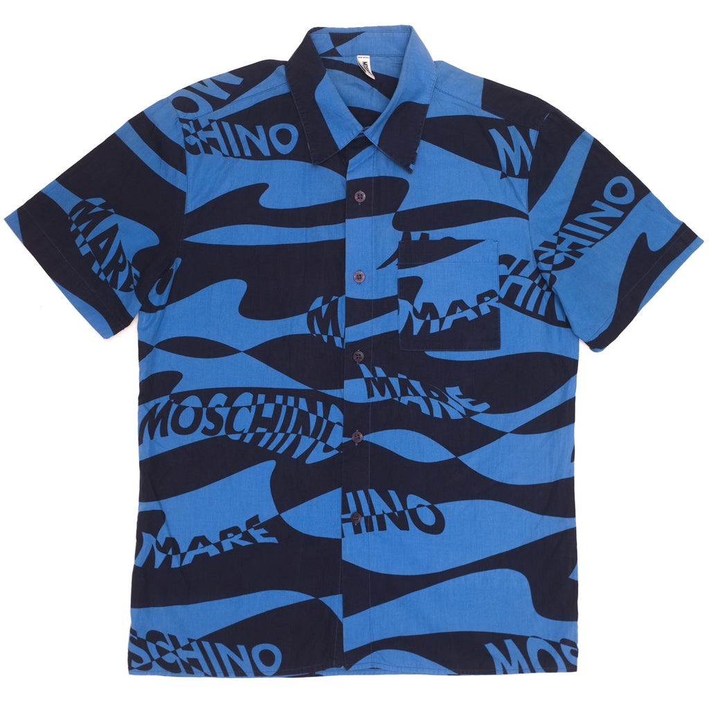 Moschino Waves Shirt