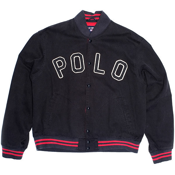Polo Sport Tiger Head Varsity Jacket