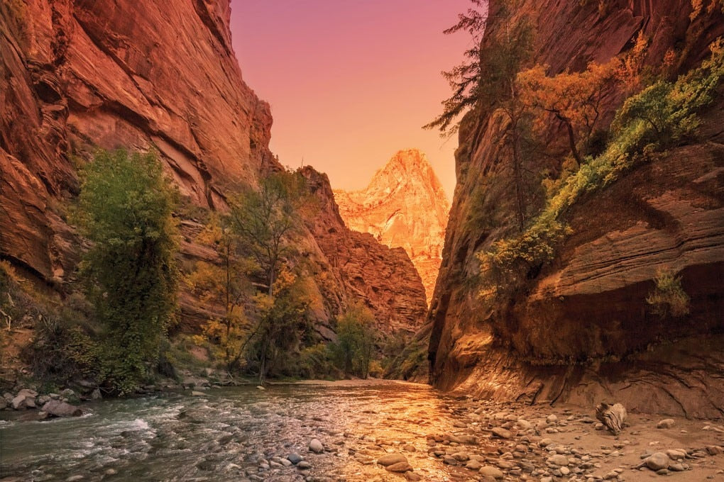 2021 Zion National Park 1/2 Marathon Fundraiser