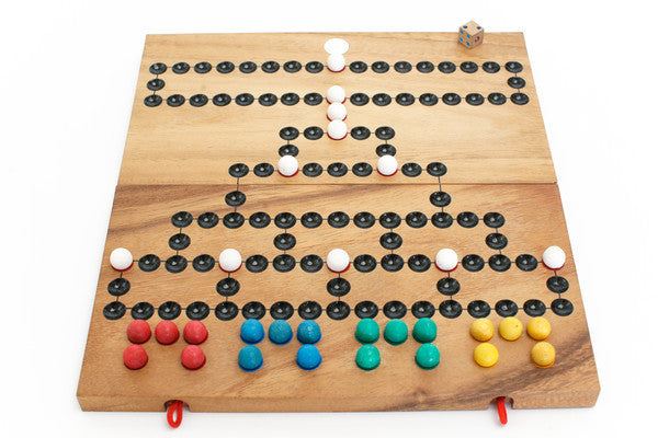 Barricade Board Wooden Family Games and Puzzles Spiele