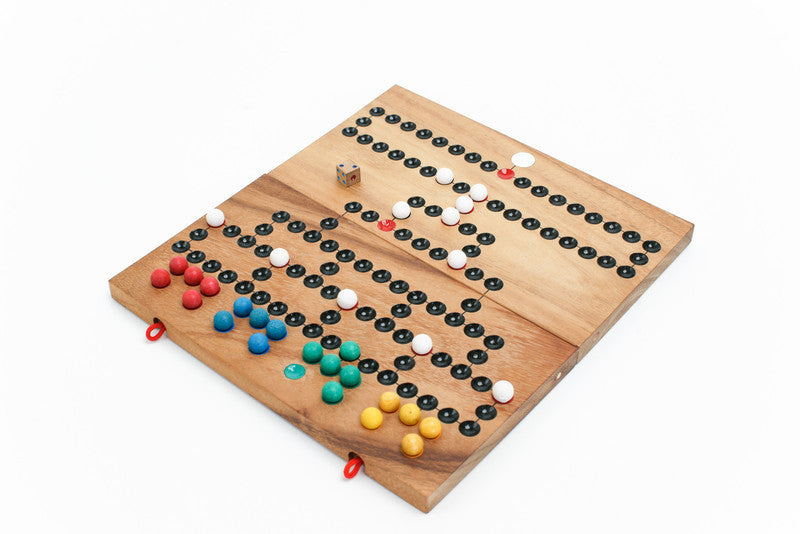 Barricade Wooden Game