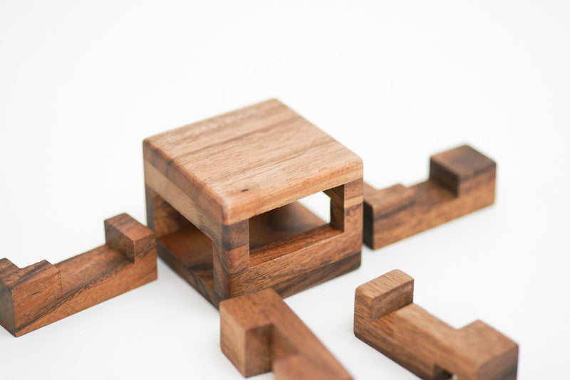 Magic Drawer Benny Wooden Puzzle