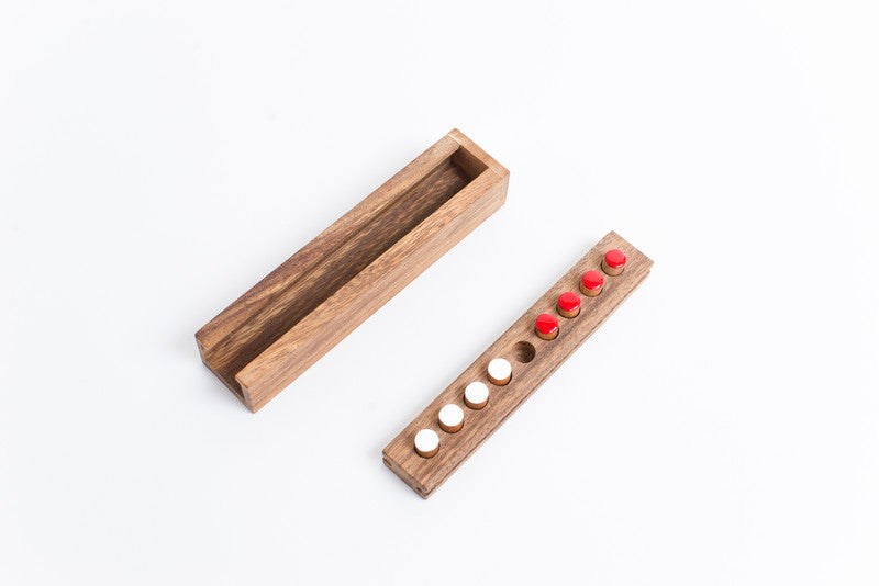 Switch Four - Brain Teaser Wooden Puzzle