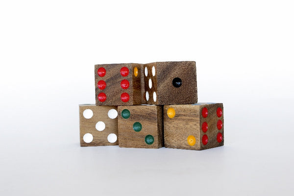 Yahtzee - Wooden Game