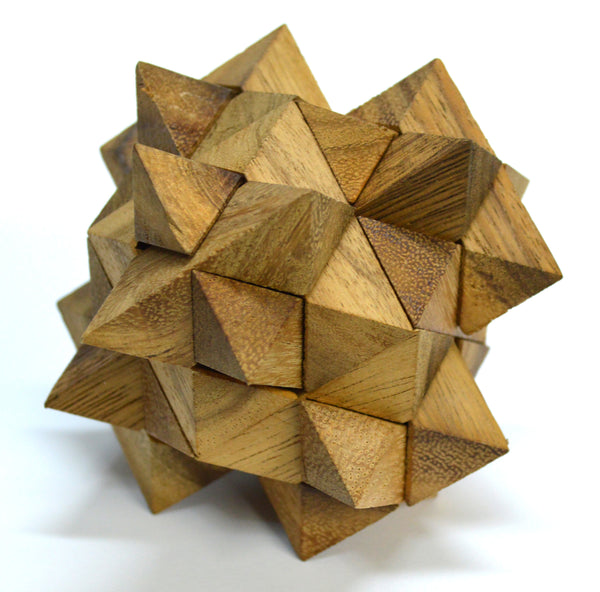 Giant Star - Wooden Puzzle