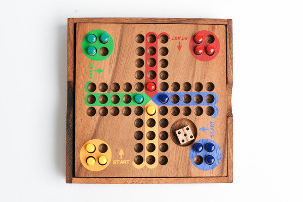 Ludo - Wooden Game
