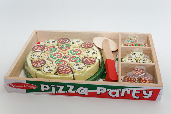 Pizza Party - Kids Game