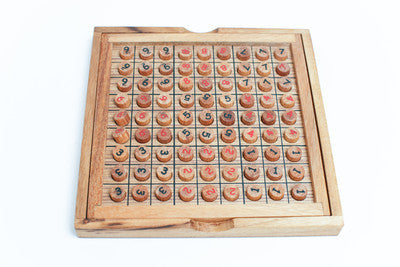 Sudoku - Wooden Game