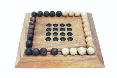 The Last Ball - Wooden Game