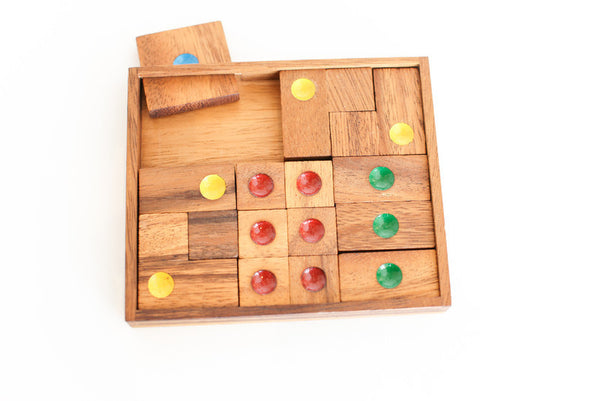 Escape 2 - Wooden Puzzle