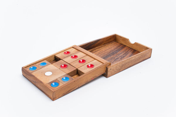 Escape - Wooden Puzzle