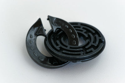 Cast Labyrinth - Hanayama Metal Puzzle