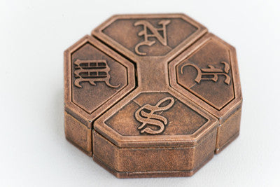 Cast News - Hanayama Metal Puzzle