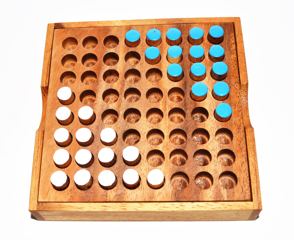 Chinese Checkers Couple - Wooden Game